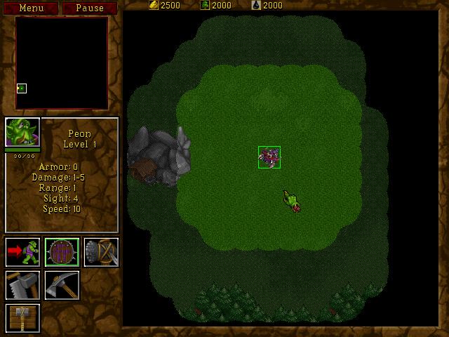 Warcraft 2 Is Starcraft