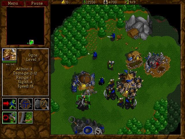 Warcraft 1 Modding