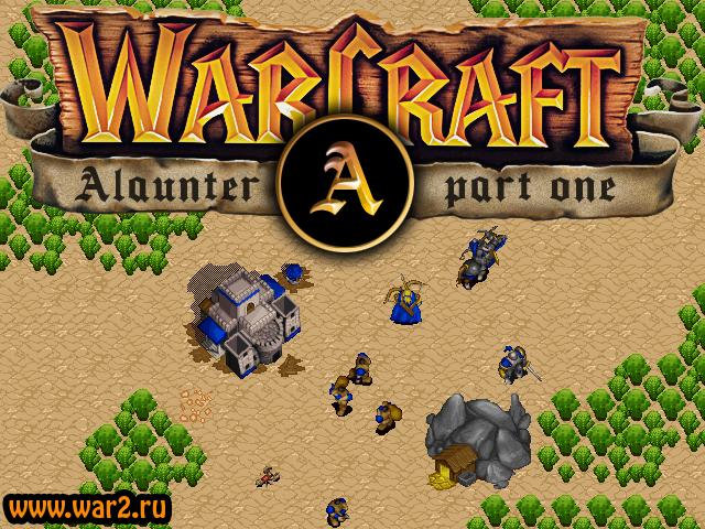 Alaunter Act I First Unofficial Campaign For Warcraft Ii